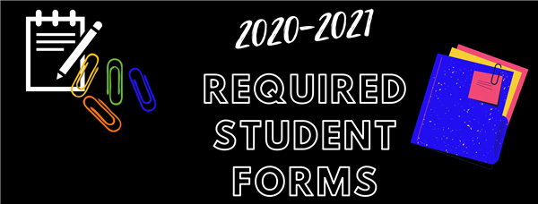 Required Student Enrollment Forms